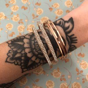 🌵4/$20 | Rose Gold Bracelets